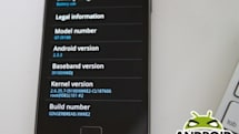 Samsung updates Galaxy S II, speeds up Swype and fixes auto-brightness issue