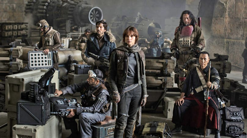 How 'Rogue One' used CG to complete its cast