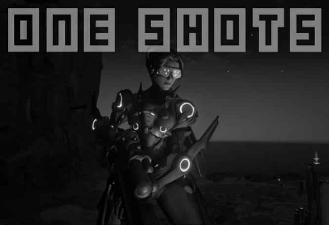 One Shots: Female fashion show