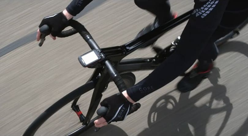 Factor intros Vis Vires bike with Garmin ANT+ tracking down to the crank (video)
