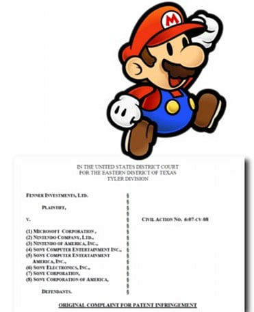 Nintendo gets Fenner Investments patent lawsuit dismissed, goes back to printing money