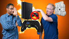 Ben Heck's PS4 accessibility controllers