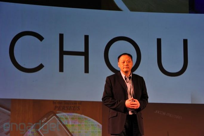 HTC chief Peter Chou to run Olympic torch relay, invade hostile territory
