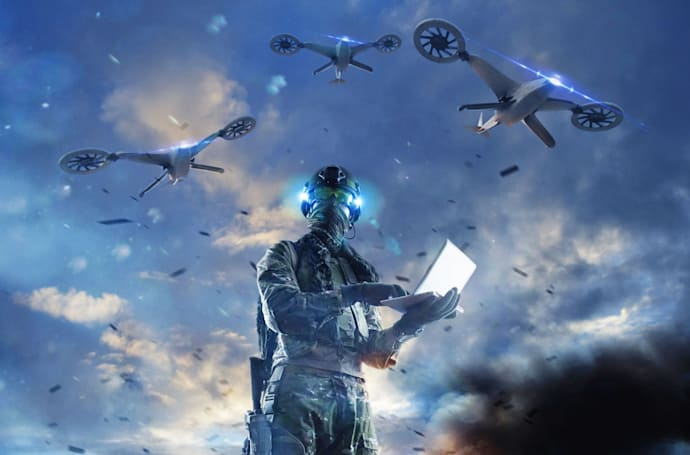 DARPA wants your gaming tactics for its drone army