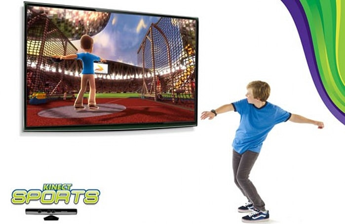 Microsoft contest pits UK Kinect Sports players against actual gold medalists