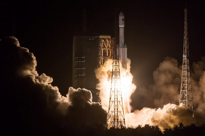 China successfully refuels a satellite in orbit