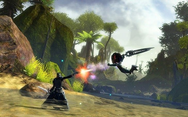 ArenaNet devs discuss PvP tournaments and e-sports