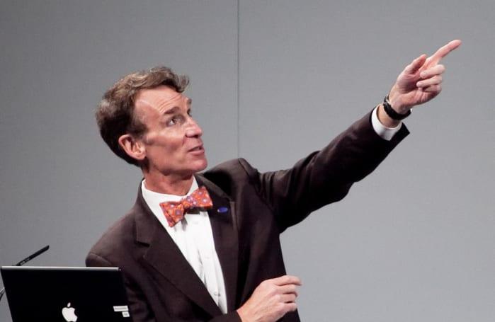 Bill Nye lands a Netflix show