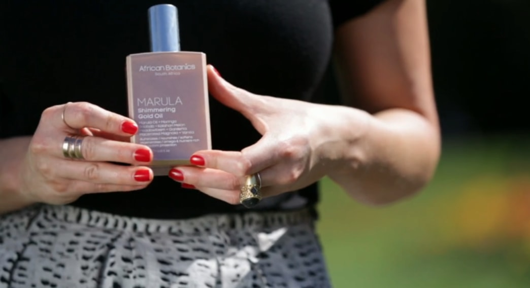 Shop this look: Get soft, healthy skin with marula oil