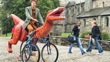 Six of the world's weirdest bikes