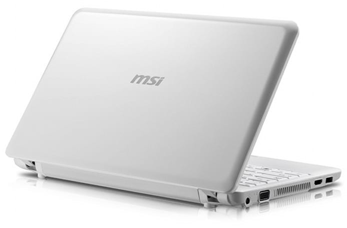 MSI ships 12.1-inch, Athlon Neo-equipped Wind U210