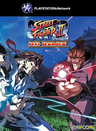 Super Street Fighter II HD Remix and free exclusive soundtrack coming to PSN on November 25