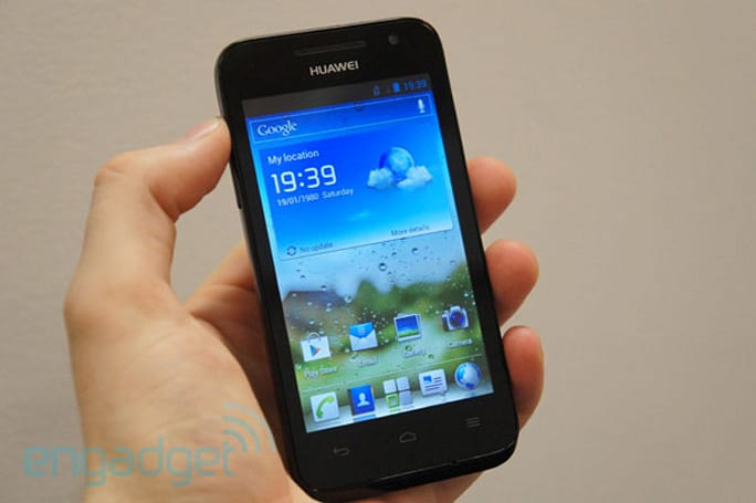 Huawei Ascend G330 appears at IFA, looking for smartphone first-timers (hands-on)