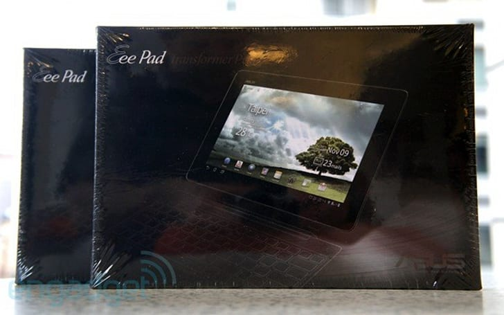 Engadget Giveaway: win one of two ASUS Transformer Primes, courtesy of NVIDIA!