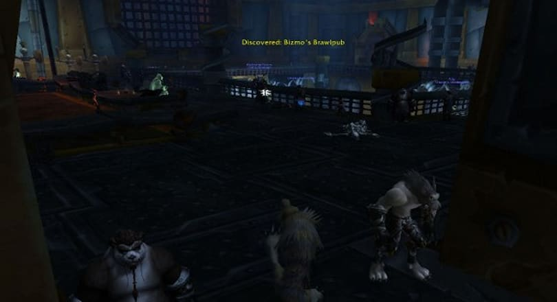 Patch 5.1 PTR: My first night in Brawler's Guild