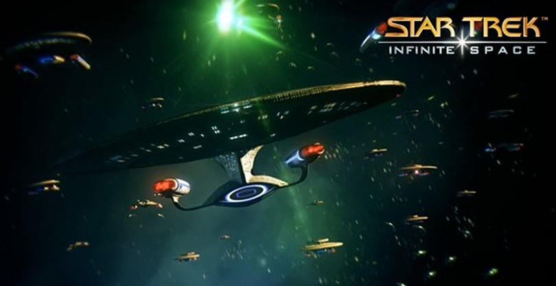 E3 2011: A look at Star Trek: Infinite Space