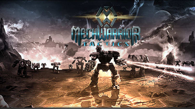 MechWarrior Tactics 'friends and family' beta begins May 22