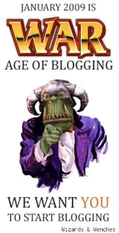 New blogging community forms around Warhammer Online