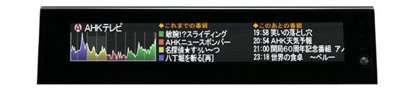 Anodos shows off FED-based, internet-connected set-top display