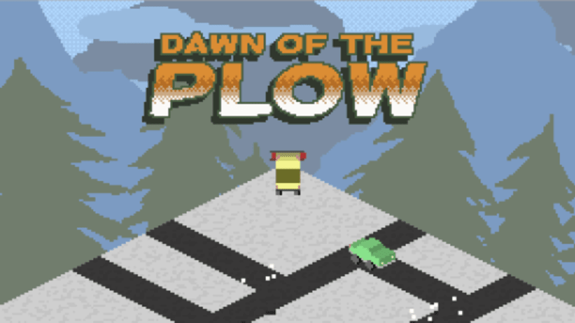 You're Mr. Plow in PC and mobile sim Dawn of the Plow