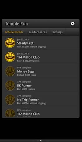 GameCircle brings achievements, save game sync to Amazon's tablet