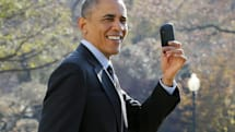 President Obama got rid of his BlackBerry