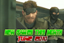 New Games This Month: June 2010