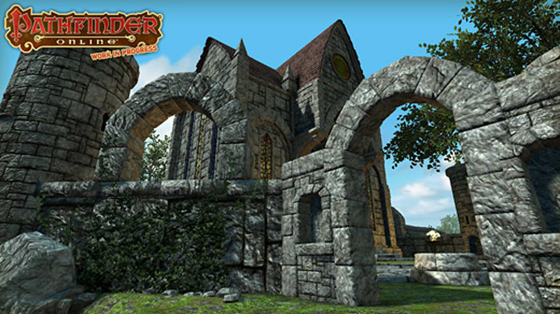 Pathfinder Online formally opens alpha to backers