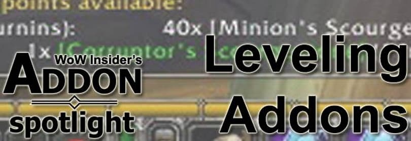 Addon Spotlight: Leveling your pre-Cataclysm alt