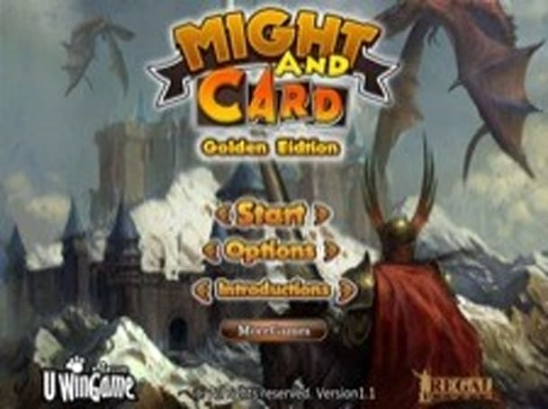 App Review: Might And Card - Golden Edition