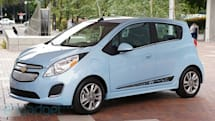 2014 Spark EV test drive: affordable green fun (video)