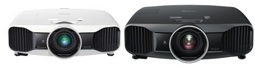 Epson launches five 3D, 1080p home theater projectors for serious cinephiles