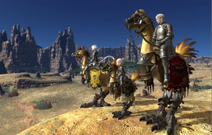 Newest producer's letter looks forward to player-owned chocobos in Final Fantasy XIV