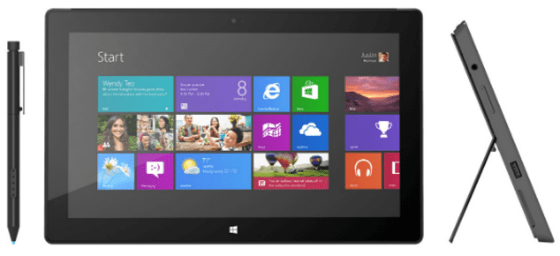 Surface with Windows 8 Pro tablet coming Feb. 9