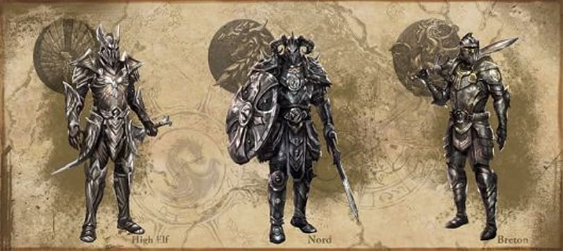 The Elder Scrolls Online celebrates 1M Facebook likes with new armor concept art and videos