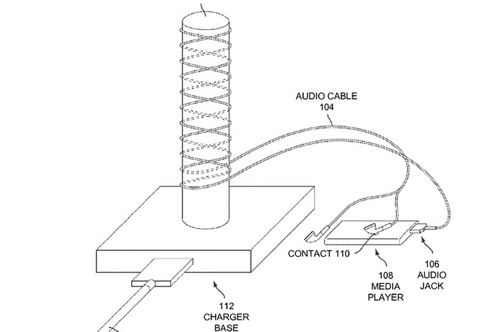Apple's inductive charging patent application finally puts