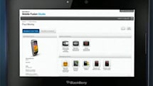 BlackBerry Mobile Fusion integrates RIM, iOS and Android device management