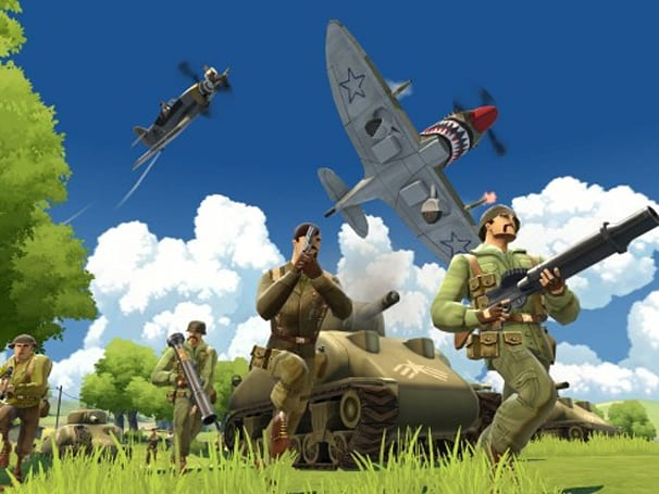 Battlefield Heroes beta rolling back into action
