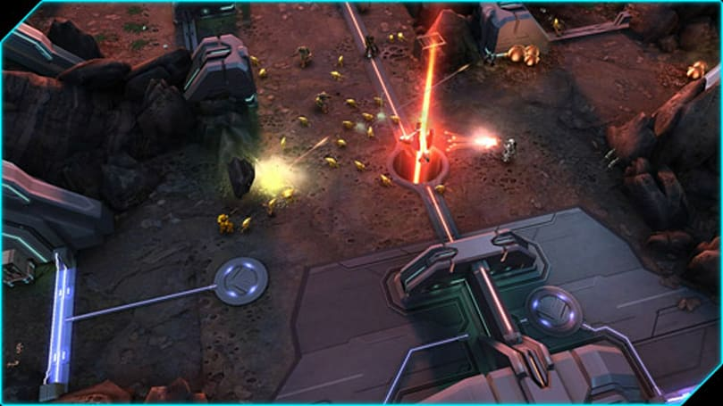 Halo: Spartan Assault drops tomorrow on Xbox 360