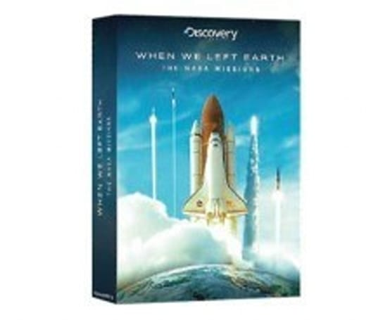 Discovery's When We Left Earth: The NASA Missions series debuts tonight