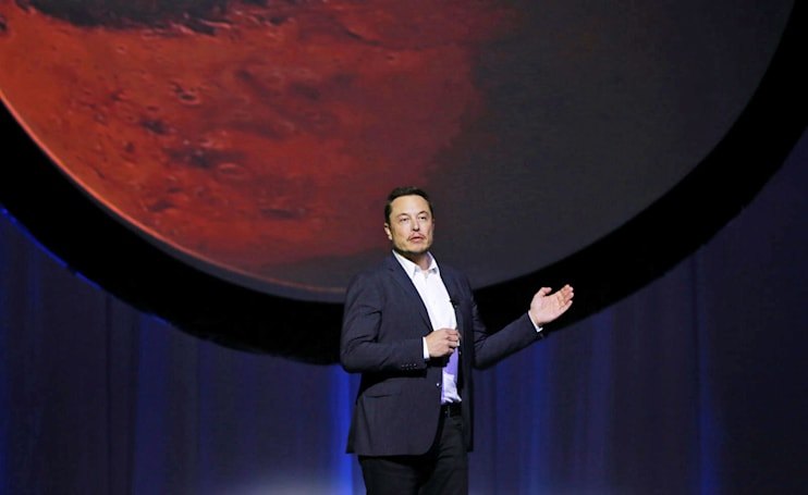 SpaceX wants to launch 4,425 internet satellites