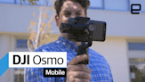 DJI Osmo Mobile: Hands-on