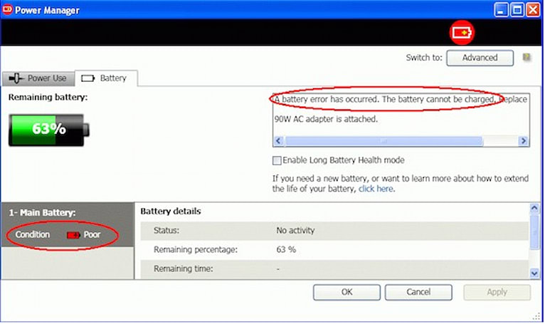 "Lenovo issues battery ""service and warranty extension"" for six ThinkPad models"