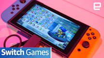 Nintendo Switch Games: Hands-on