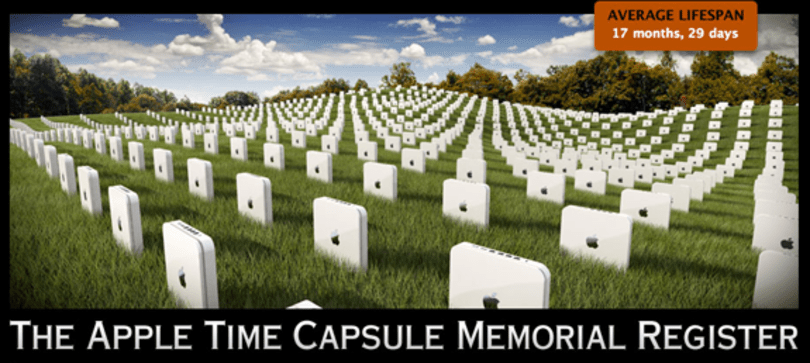 Dead Time Capsules can hang out together