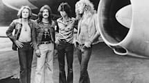 Zeppelin's Jimmy Page uncomfortable lending master recordings to rhythm games