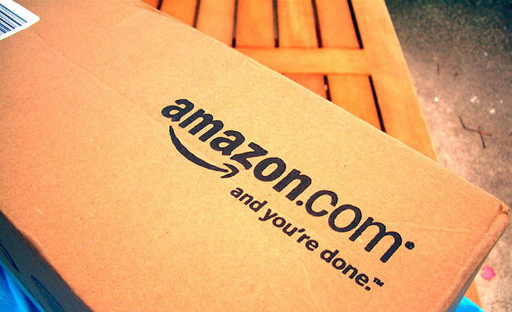 Amazon lets you fill out your wish list with the help of a hashtag