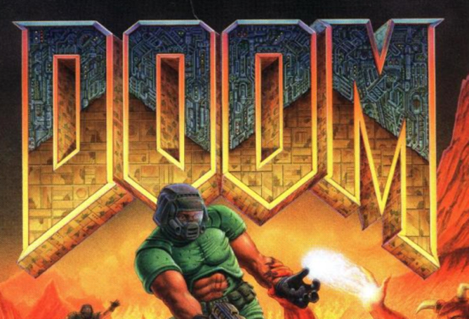 Stripped down version of Rage used to bring classic Doom games to PS3