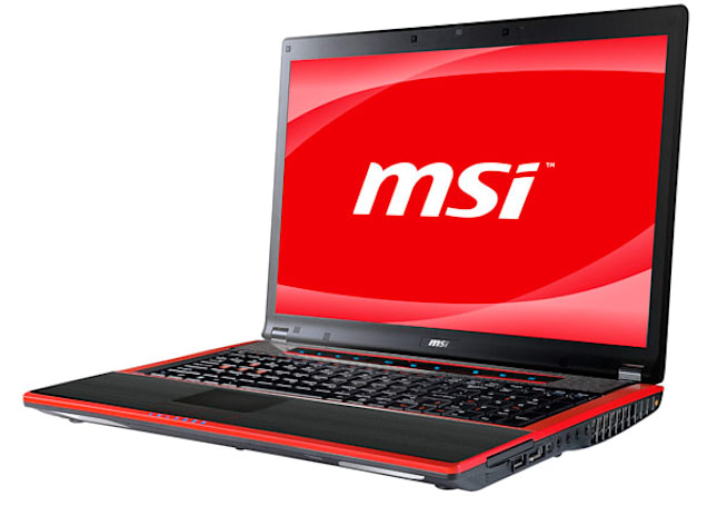 MSI ships 17-inch GX740, complete with Core i7 and Radeon HD 5870