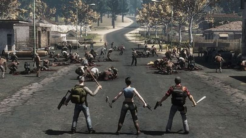 The War Z closed beta starts on Halloween, pre-orders get in early
